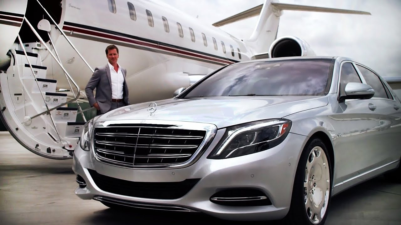airport luxury car hire