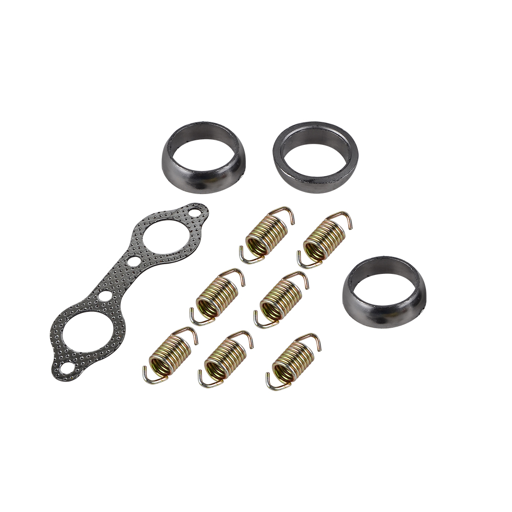 Exhaust Muffler Manifold Gasket Rebuild Kit For Polaris