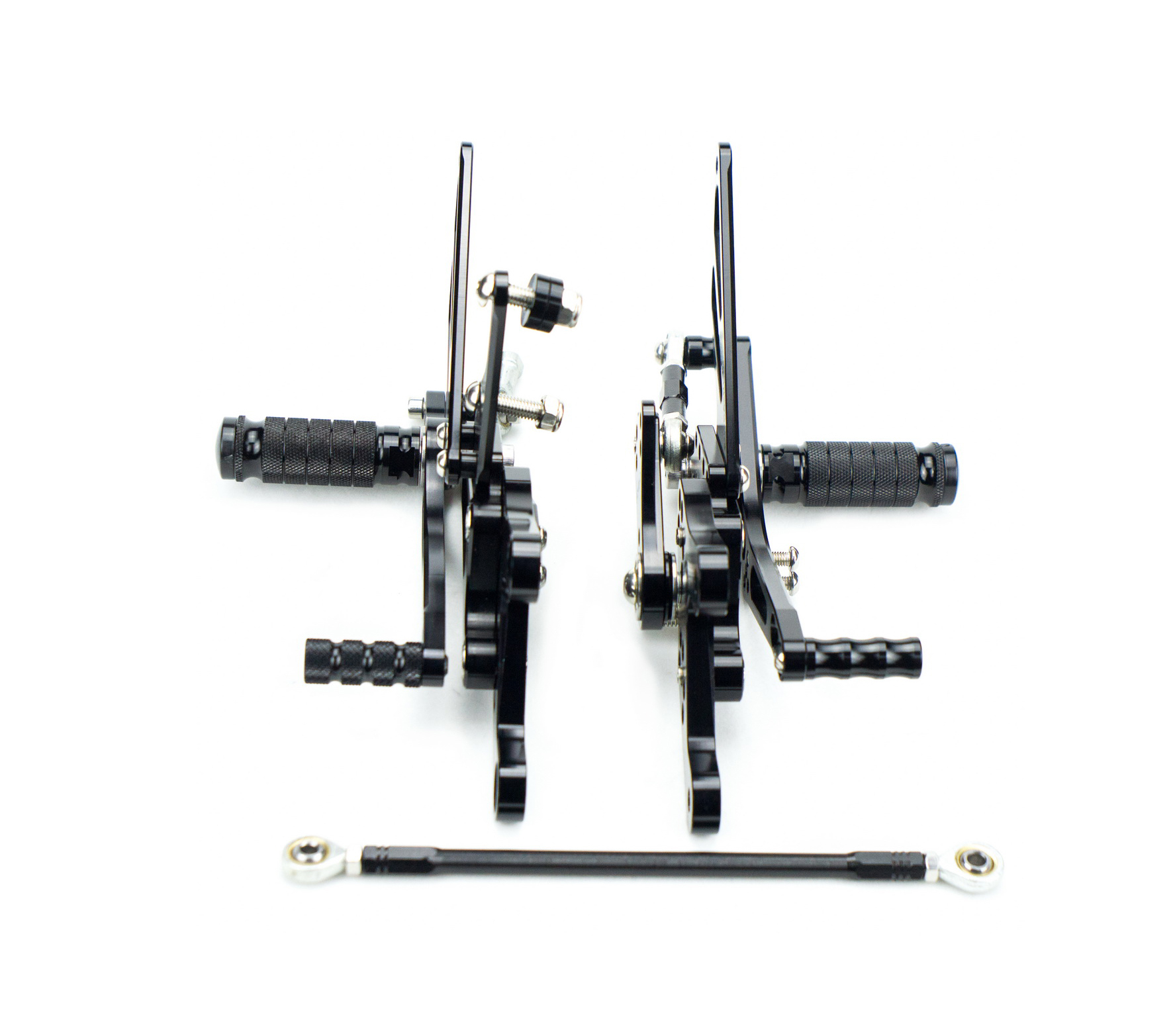 NiceCNC Racing Rearsets Foot Pegs Pedal Fit Yamaha YZF R1