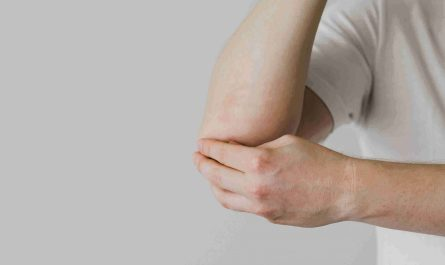 Tennis elbow syndrome