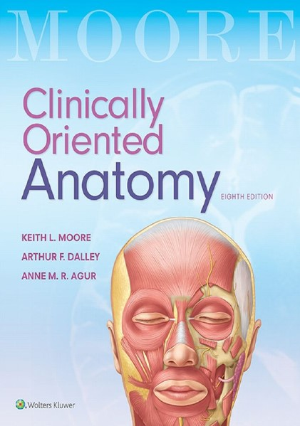 Clinically Oriented Anatomy PDF 8th edition free download