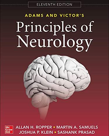 Adams and Victor's Principles of Neurology pdf 11th edition