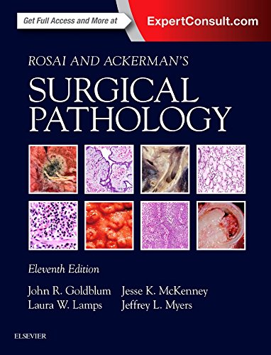 Rosai and Ackerman's surgical pathology pdf