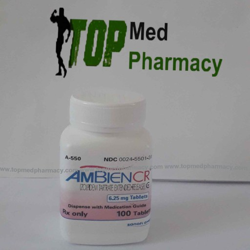 Ambien. (Zolpidem Extended-release) 6.25mg