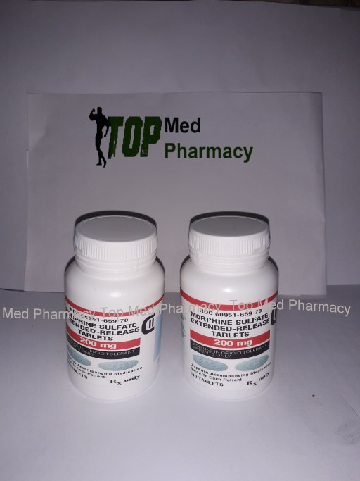 Morphine-Sulfate-Extended-Release 100mg Watson