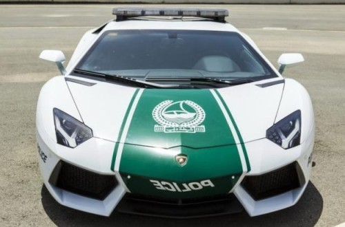 Lamborghinis for Cops-buzzfed.com