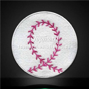 Hotfix Baseball Embroidery Patche Sew on Jeans Appliques