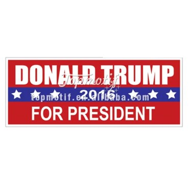 Donal Trump 2016 For President Garment Heat Transfer Vinyl Suppliers
