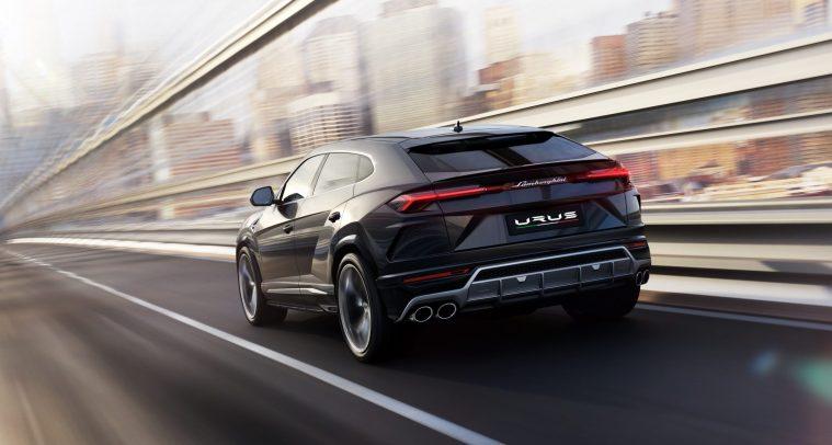 Lamborghini Urus Exterior #2