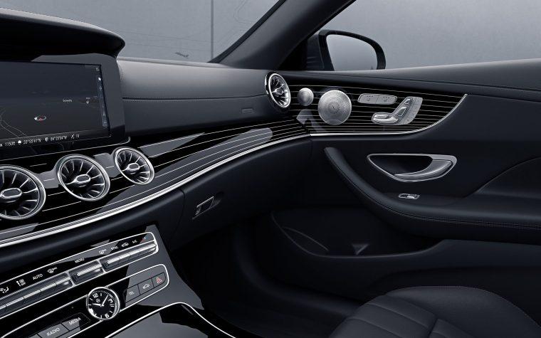 2018 Mercedes E400 Coupe Interior