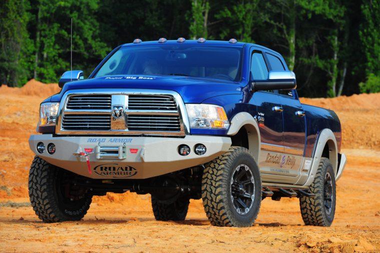 Dodge Ram Aftermarket Bumper