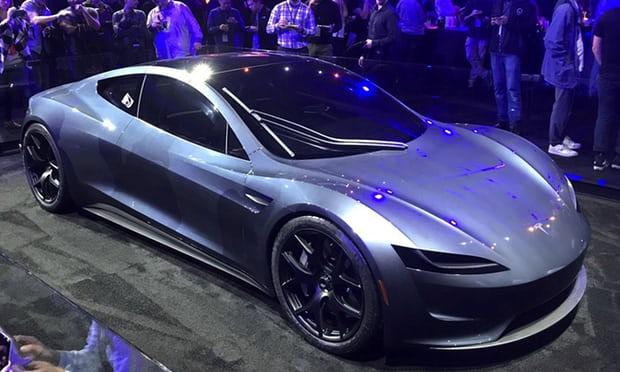 Tesla Roadster Concept