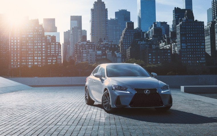 2017 Lexus IS 350 Exterior