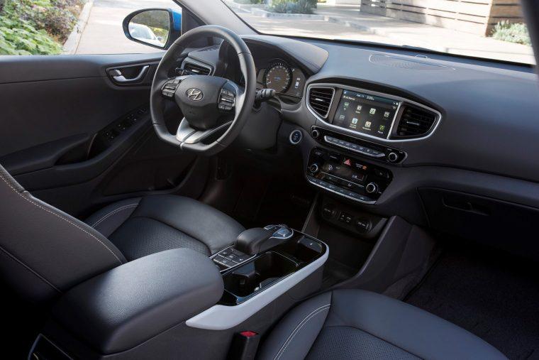 2018 Hyundai IONIQ Interior