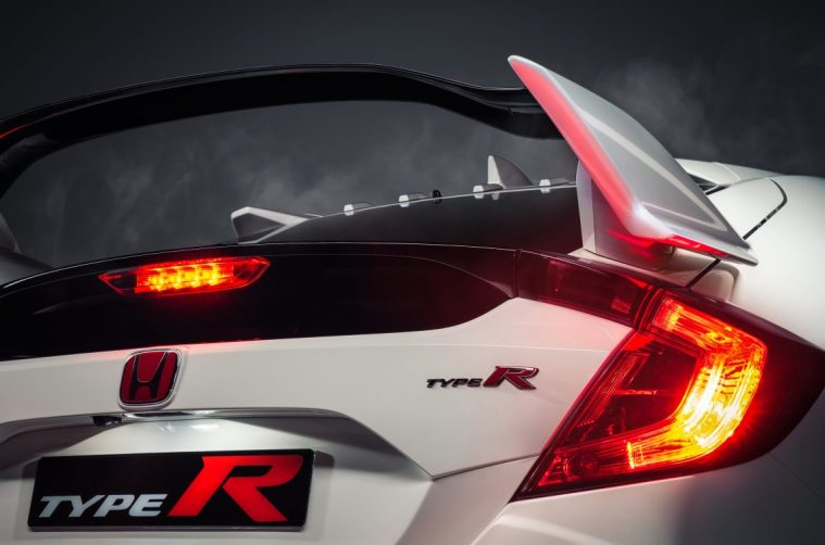 2018 Honda Civic Type R - Exterior