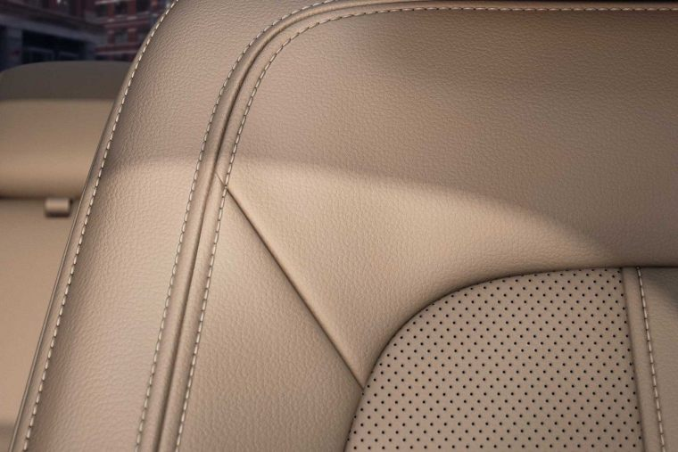 2018 Lincoln MKZ - Interior Seats