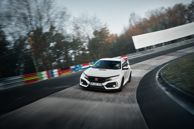 2018 Civic Type R - Exterior