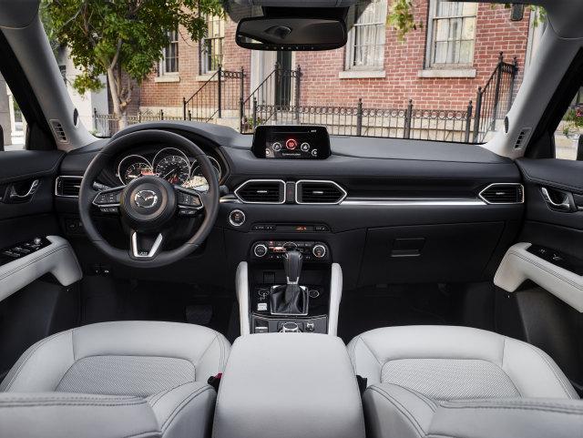 2018 Mazda CX-5 Interior Front