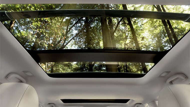 2018 Nissan Pathfinder - Interior Panoramic Roof