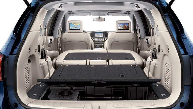2018 Nissan Pathfinder - Interior Trunk