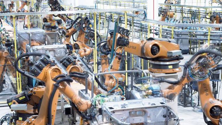 KUKA Automotive Industry Automation