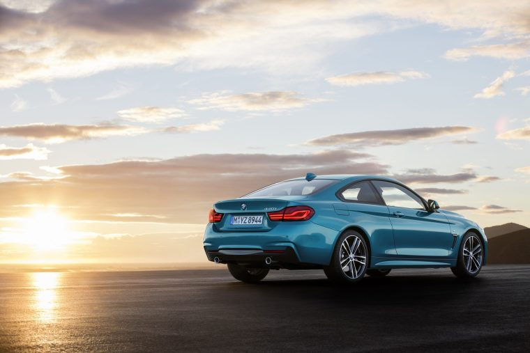2018 BMW 440i - Coupe Exterior Rear