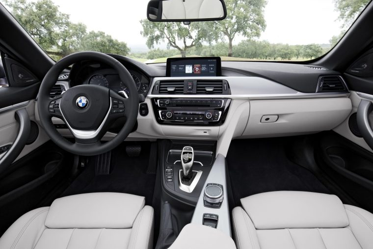 2018 BMW 440i - Interior Cockpit