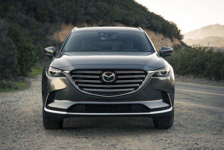 2018 Mazda CX-9 - Exterior Front