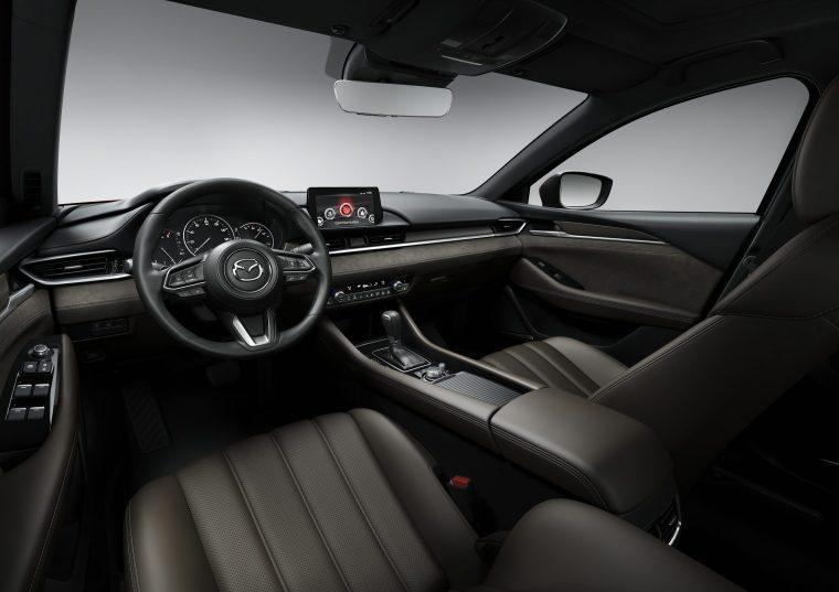 2018 Mazda6 - Interior Dash