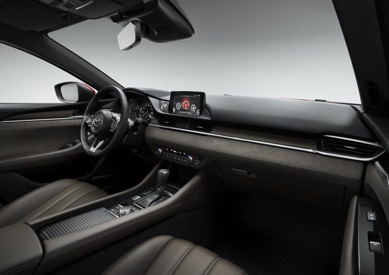 2018 Mazda6 - Interior Front