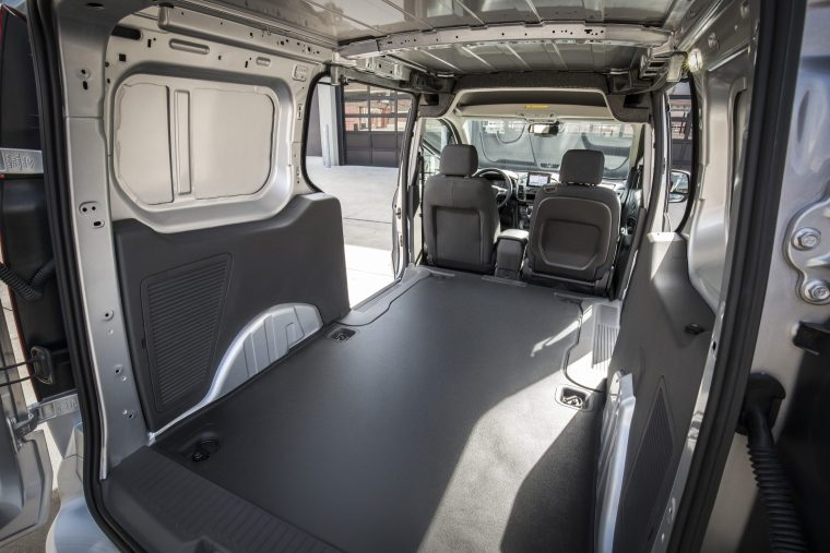 2019 Transit Connect Van