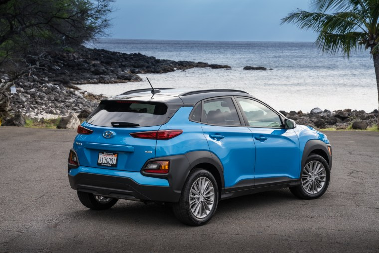 2018 Hyundai KONA - Exterior Rear Side