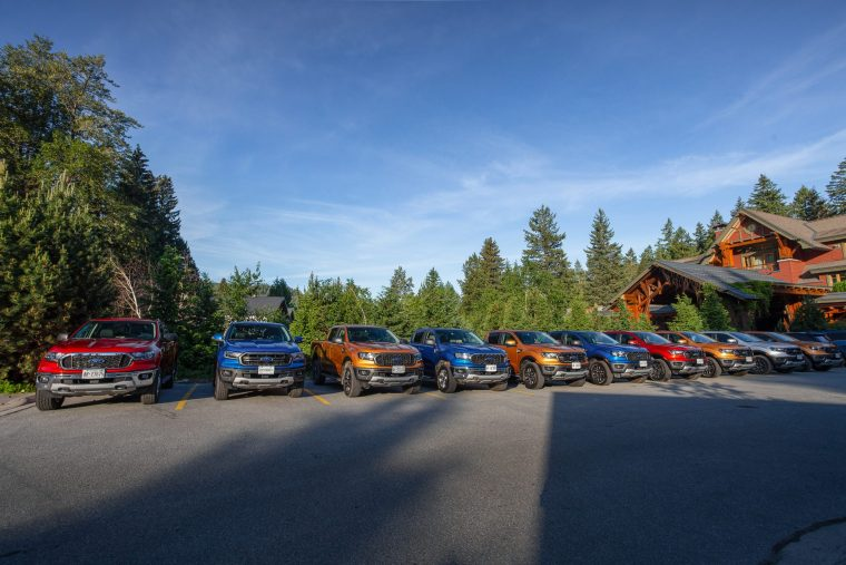 2019 Ford Ranger - Lineup Lodge #2