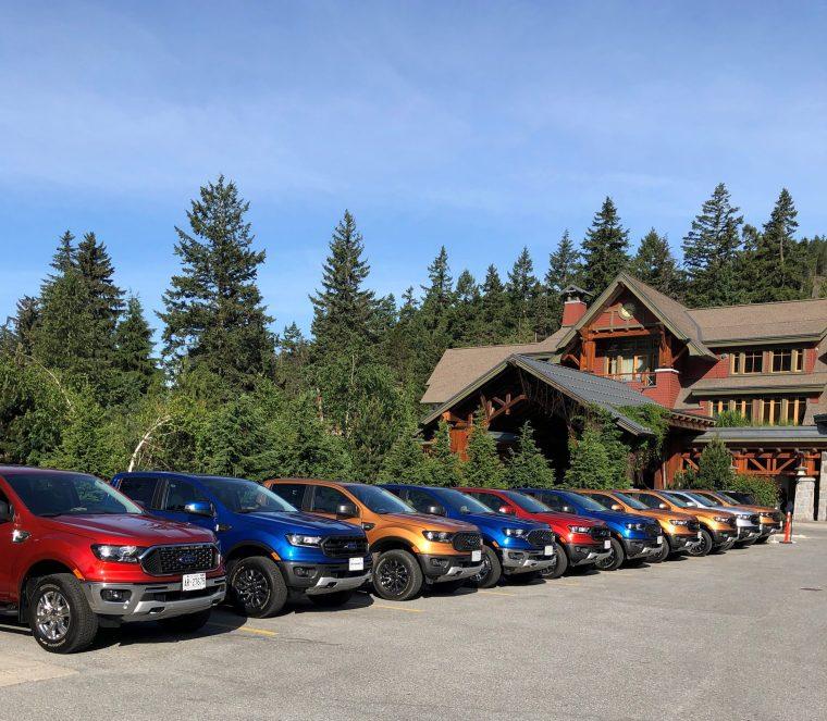 2019 Ford Ranger - Lineup Lodge