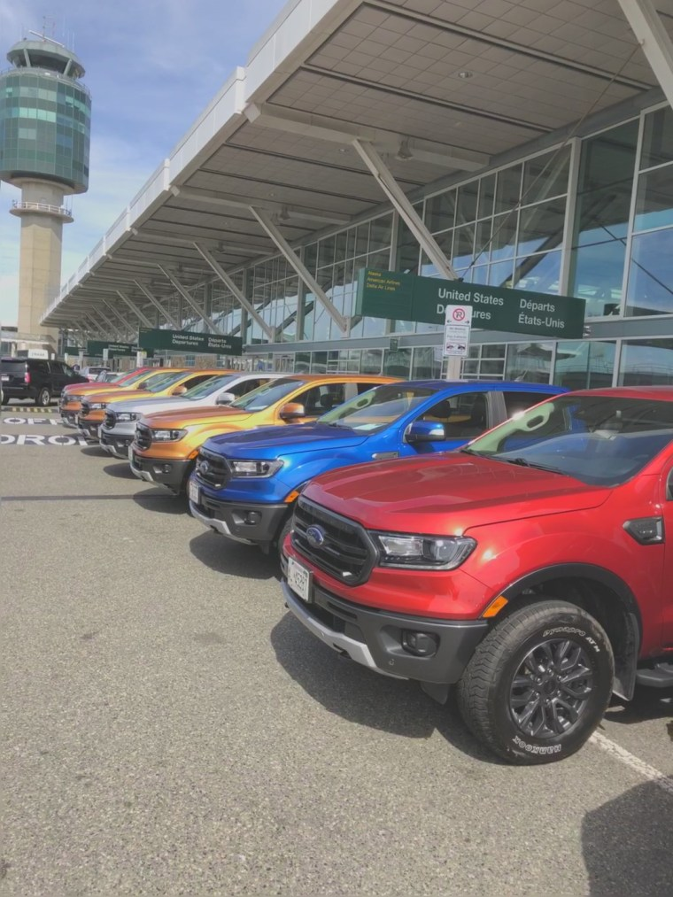 2019 Ford Ranger - Lineup YVR