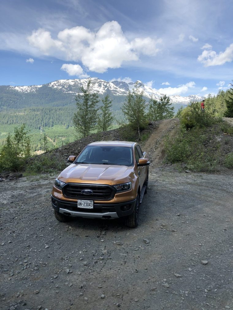 2019 Ford Ranger - Offroad #4