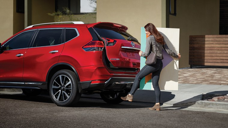 2019 Nissan Rogue - Tail Gate
