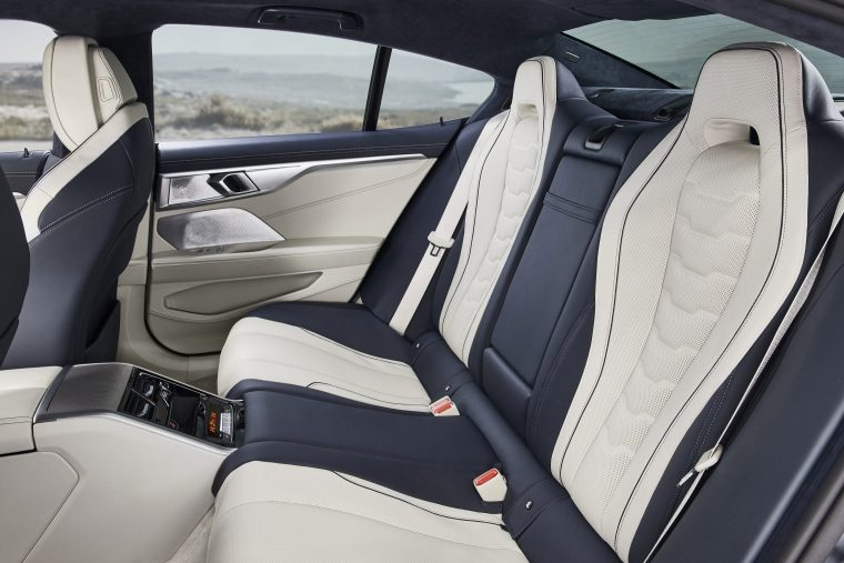 2019 BMW M850i - Interior #2