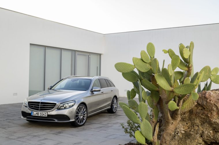 2019 Mercedes-AMG C 43 4MATIC