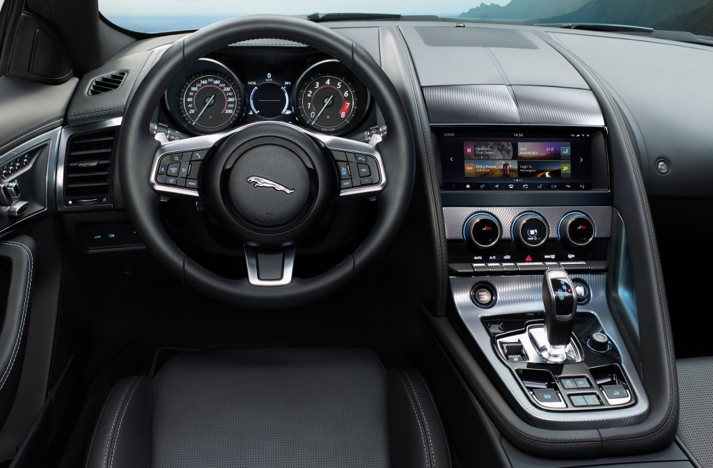 2019 Jaguar F-Type - Interior#1