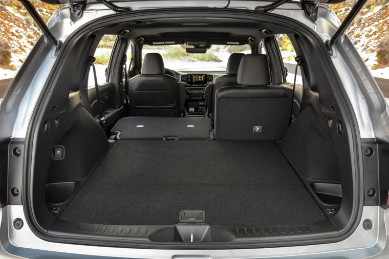2019 Honda Passport - Cargo
