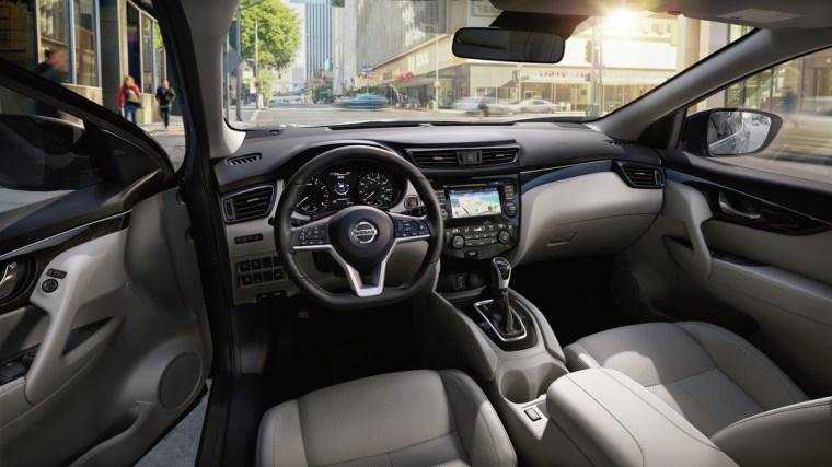 2019 Nissan Qashqai - Interior Cockpit