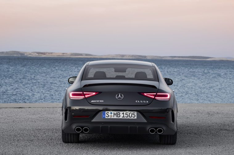 2019-Mercedes-Benz-CLS-53-AMG-Exterior-Rear