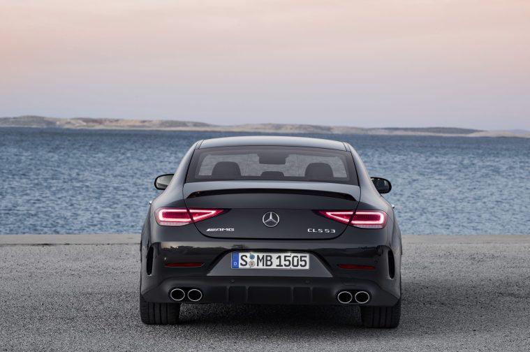 2019-Mercedes-Benz-CLS-53-AMG-Exterior-Rear