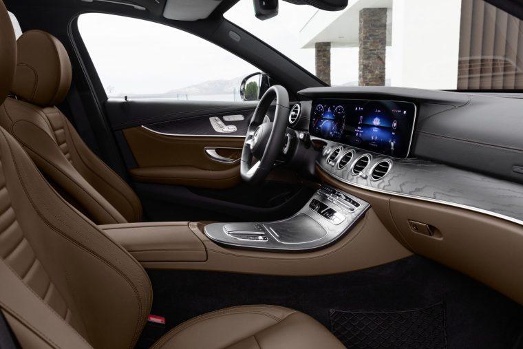 2020 Mercedes-Benz E 450 - Interior Front