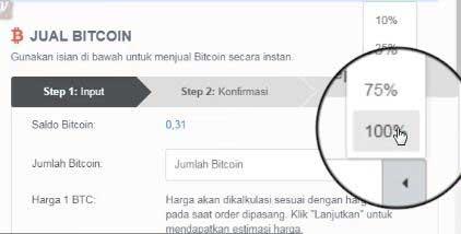 tarik bitcoin ke rupiah