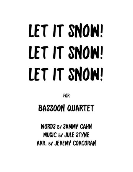 Let It Snow Let It Snow Let It Snow For French Horn