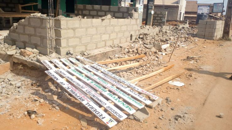 Daranijo condemns Amosun over health facility demolition