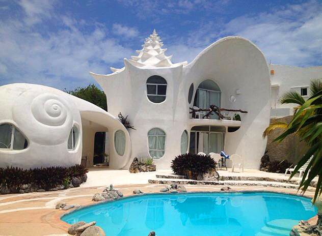 Buildings You Might Think Came Out Of A Fairy Tale