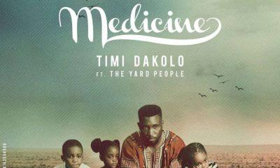 Download: Timi Dakolo ft. The Yard People – Medicine